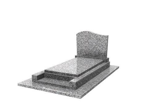monument 5PPD avec base de stèle