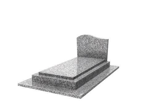 monument 4 pièces stèle doucine