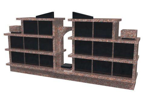 monument Venise-B 16 cases 40x40x35h